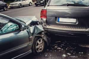 Injuries expected in a car accident